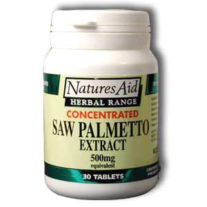 Saw Palmetto Acne