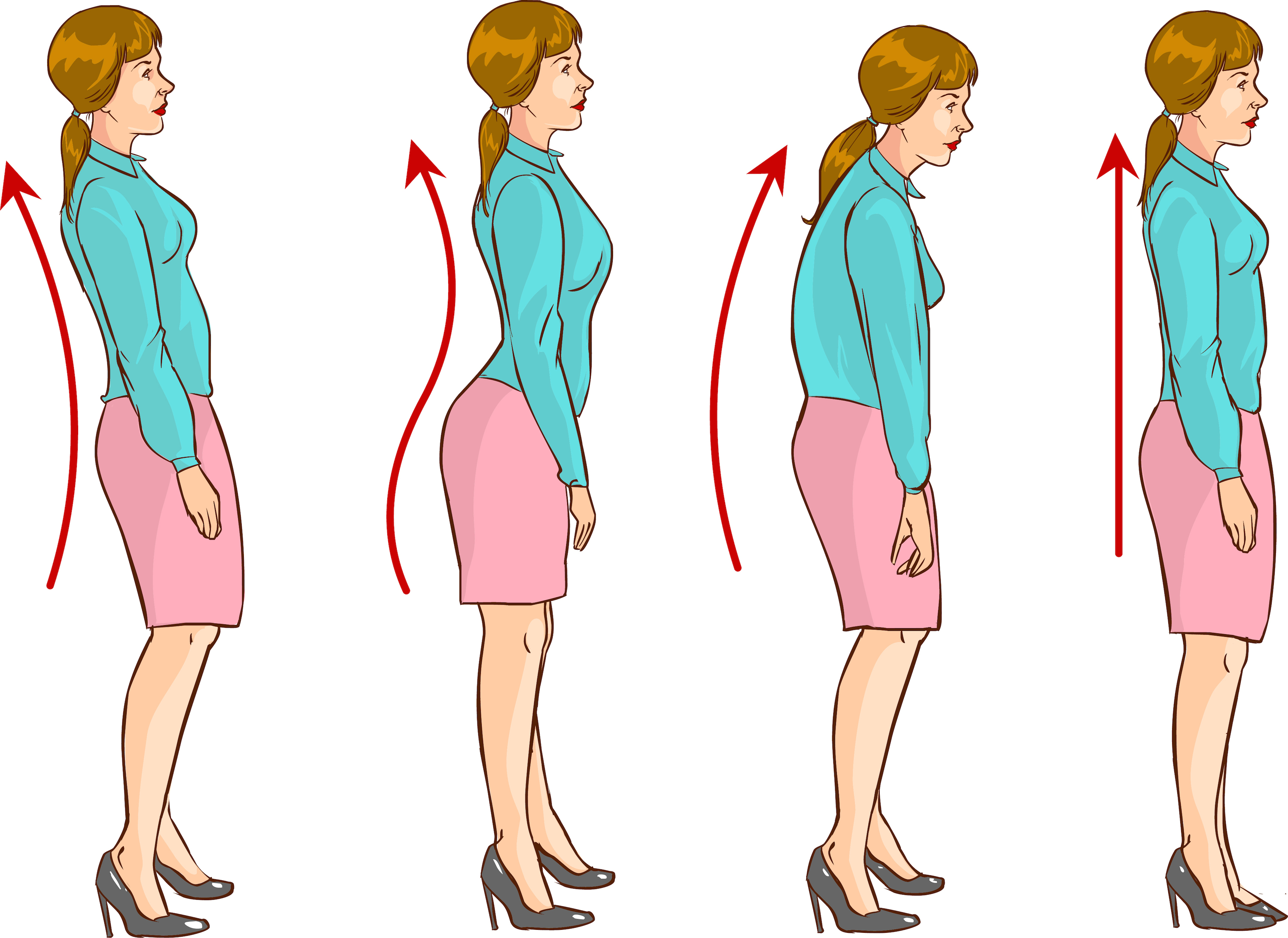 Invaluable tips to give you great posture! - Health All in One