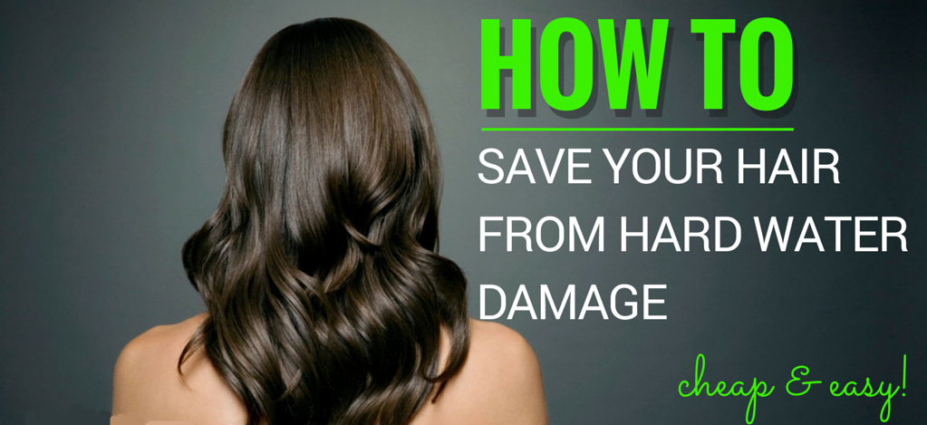 Effects Of Using Hard Water on Hair and How to Prevent ...
