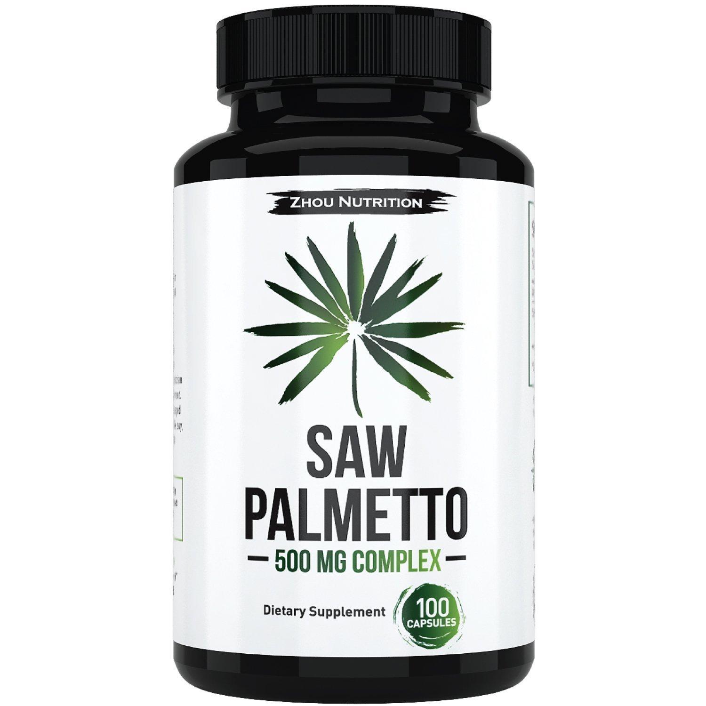 Saw Palmetto Medicine for Acne