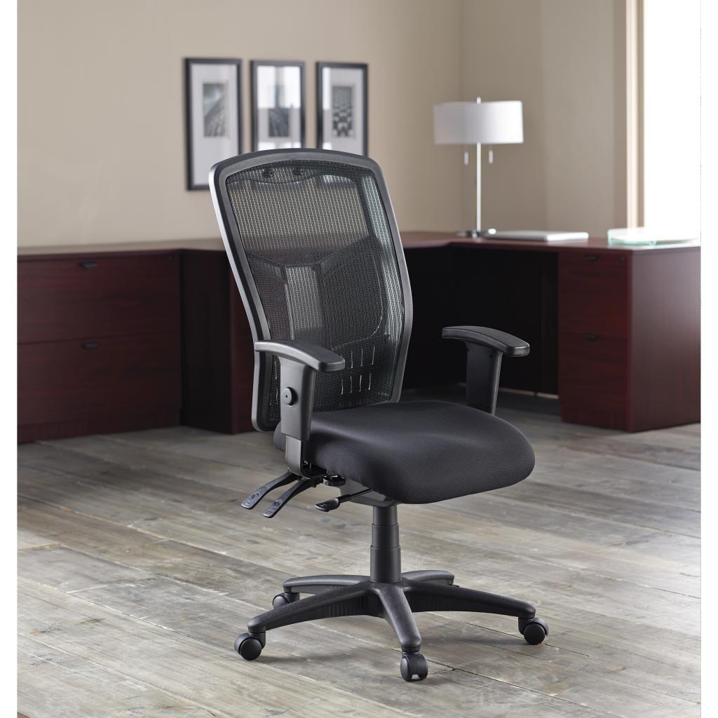 Lorell Executive High-Back Mesh Chair