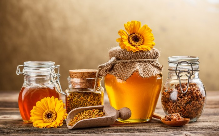 Royal Jelly and Bee Propolis