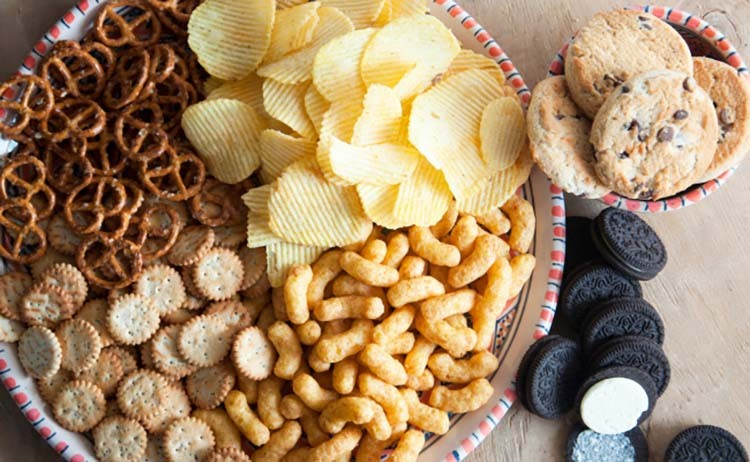 Say no to processed foods and AGEs