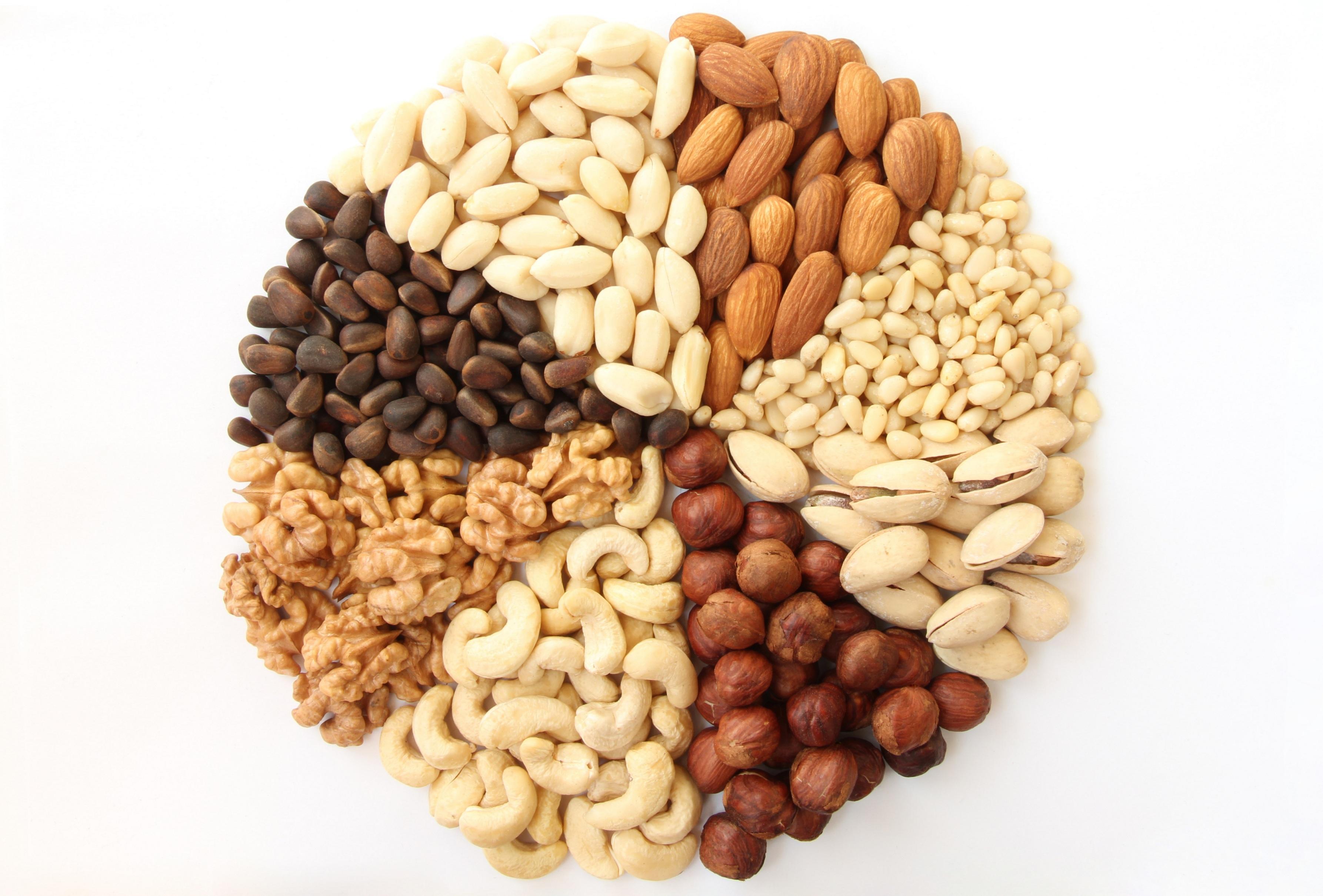 Almonds-and-walnuts