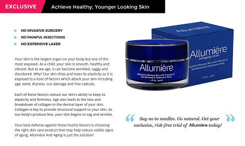 Allumiere Cream