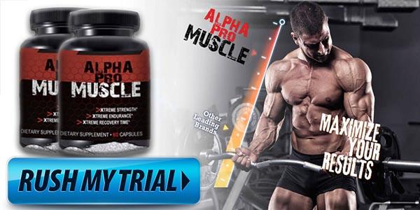 Alpha Pro Muscles Reviews