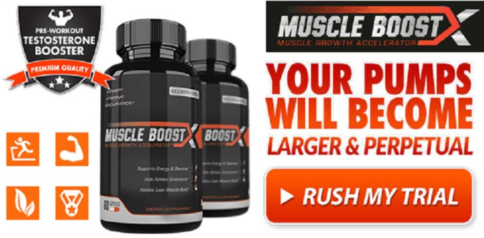 Muscle Boost XS:No Side Effect and 100% Boost Immunity