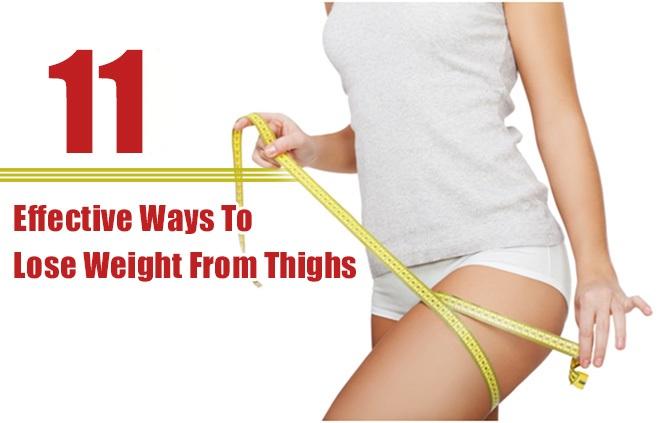lose thigh fat