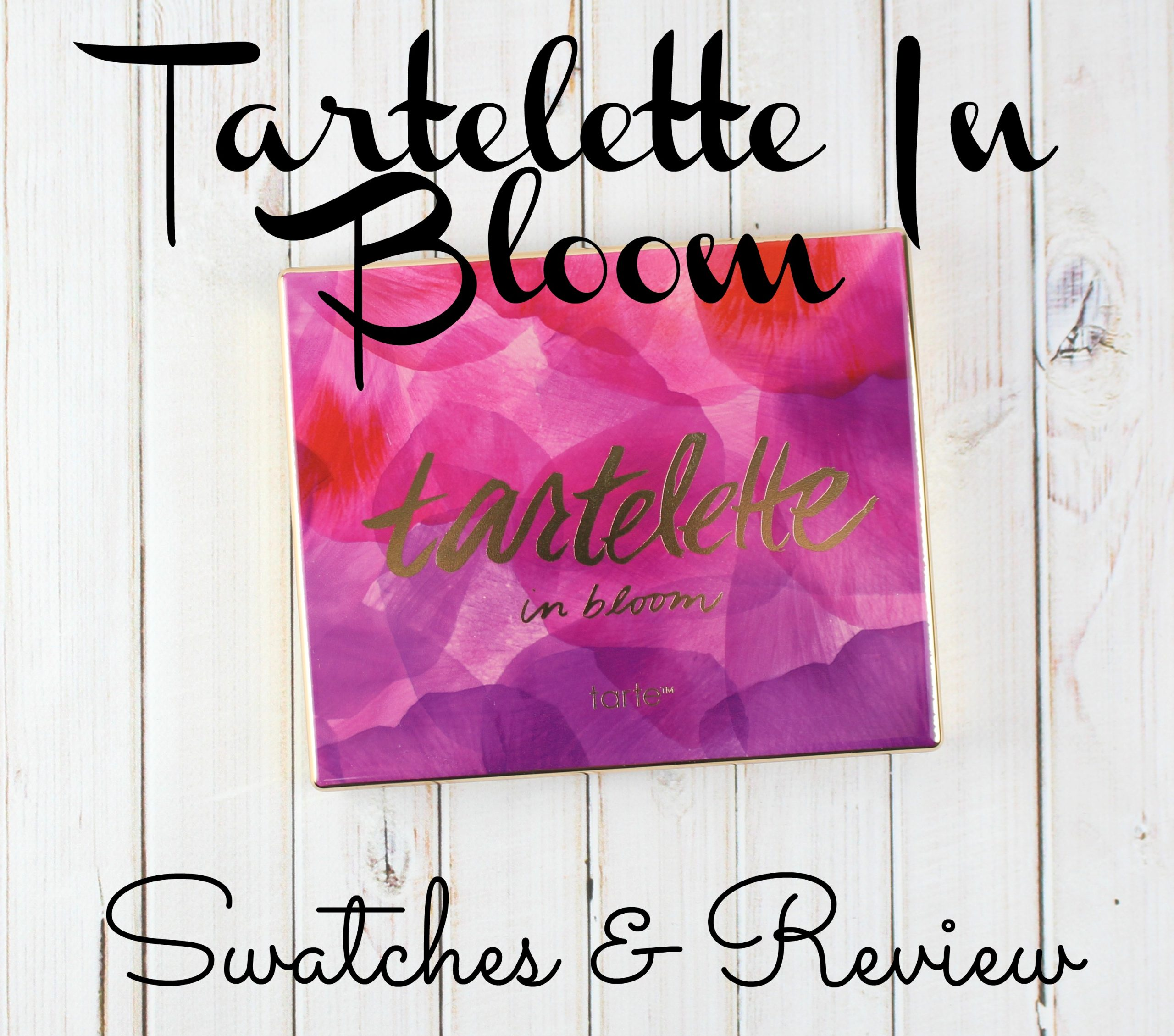 Tarte Tartelette 2 in Bloom Palette