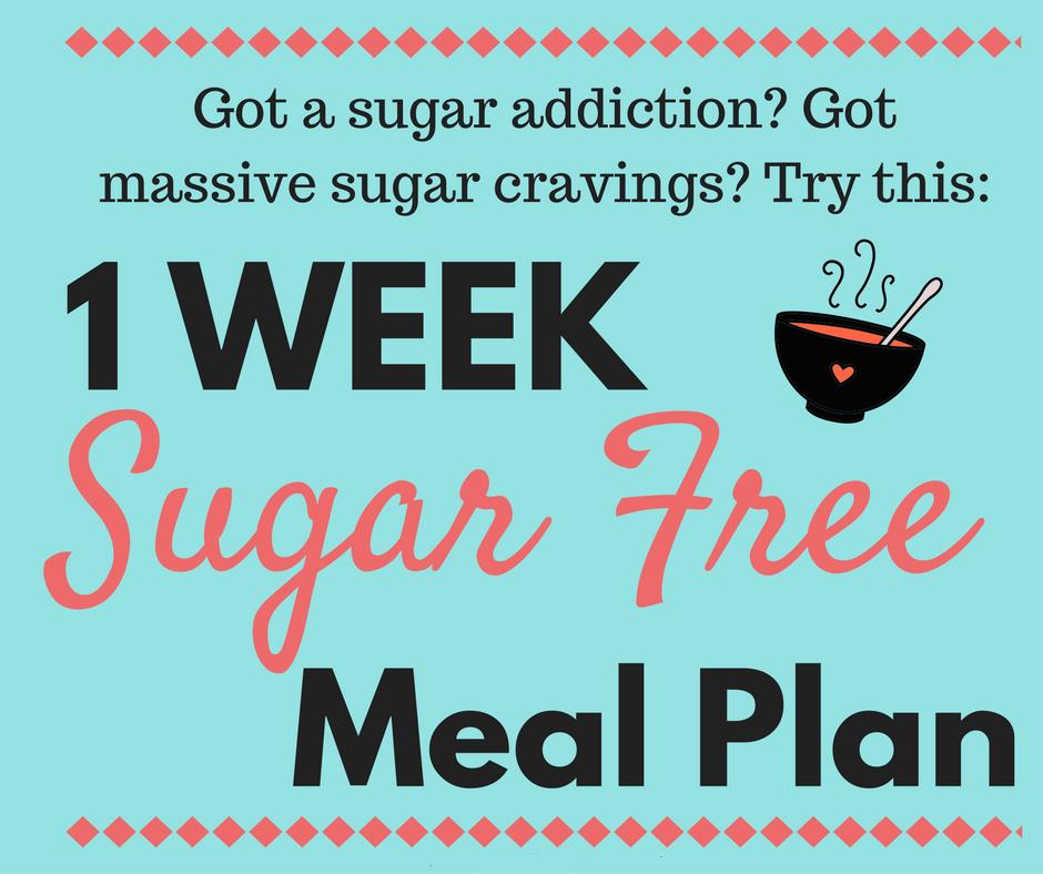 benefits of sugar free diet