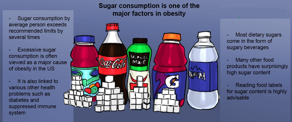 Soft Drinks Cause Diabetes