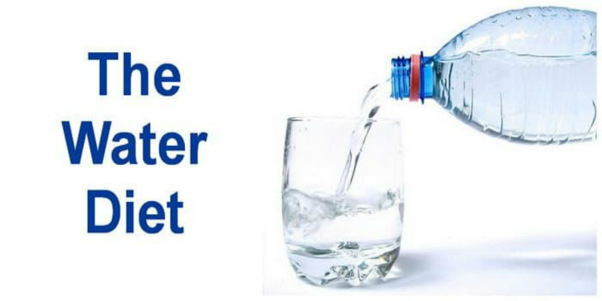 water detox diet to flush alcohol