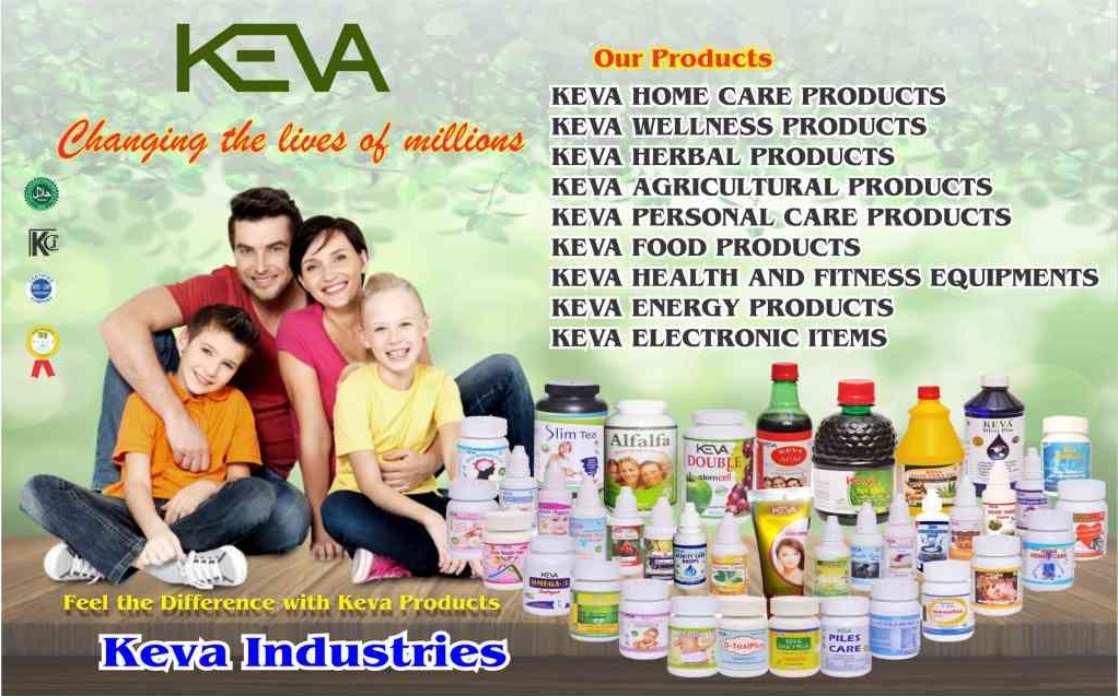 keva health spray