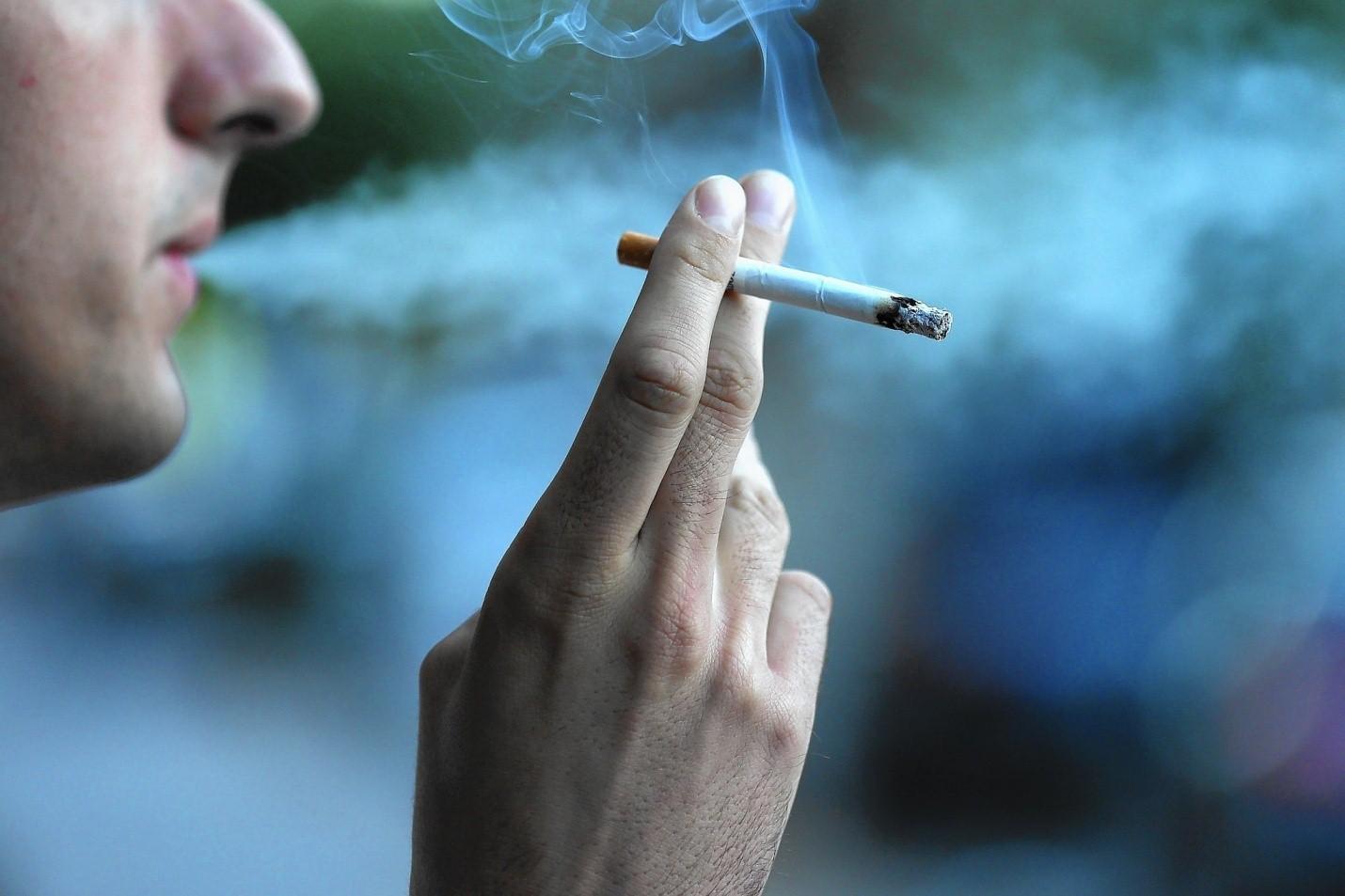 Drug abuse and smoking