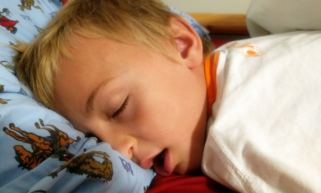 Can children with ADHD also snore