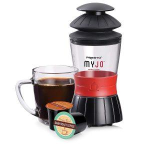 Presto Single Cup Coffee Machine