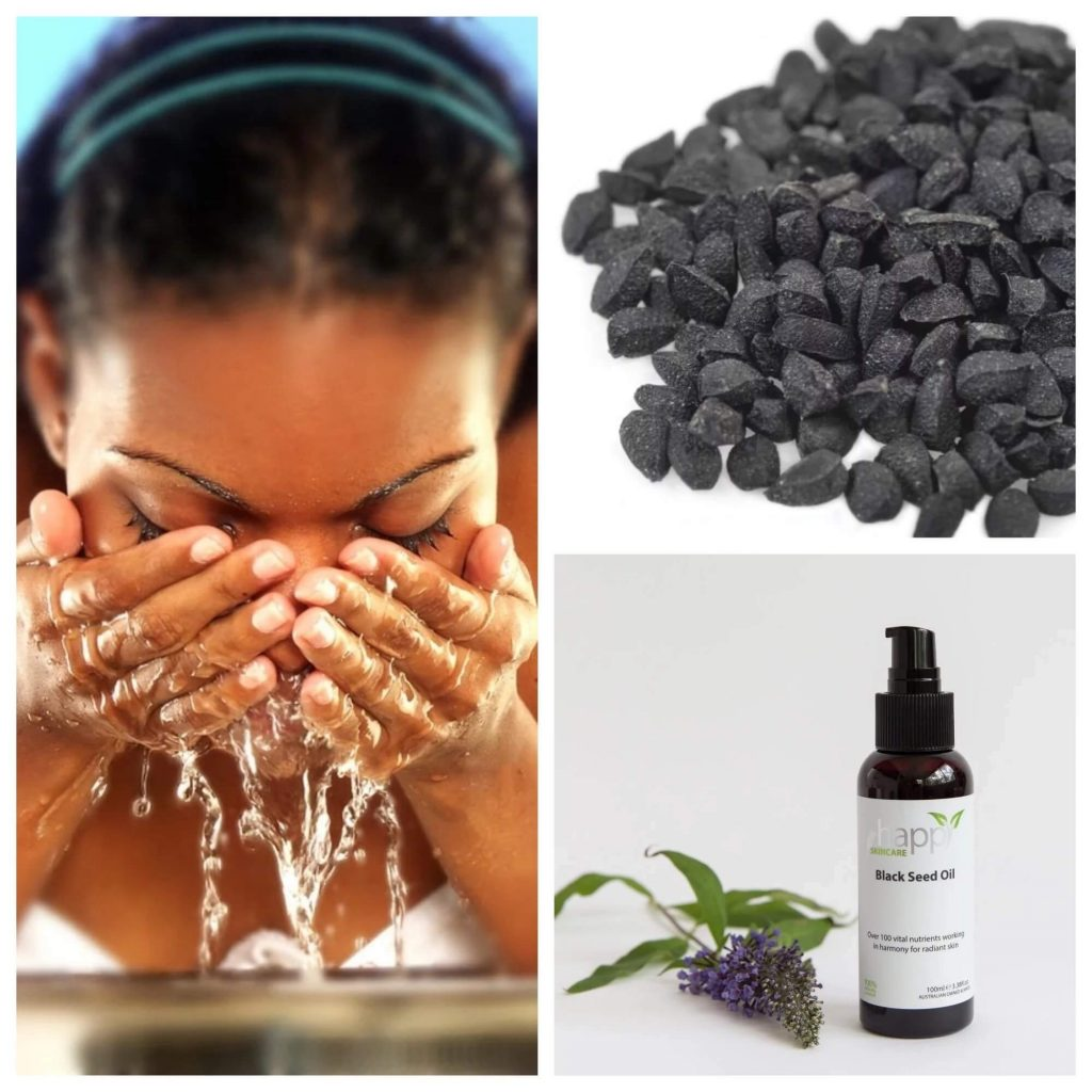 Black seeds best for skin