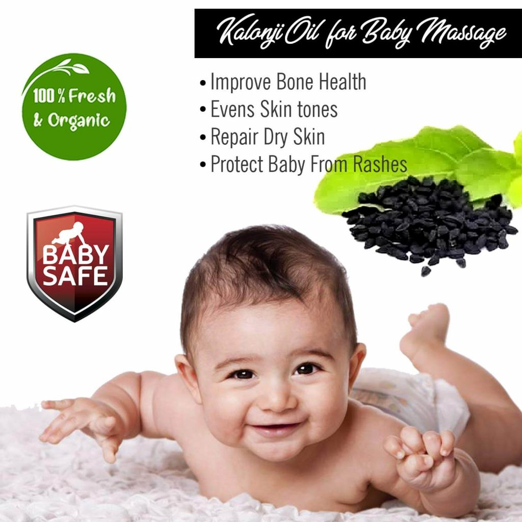 Black seeds for baby