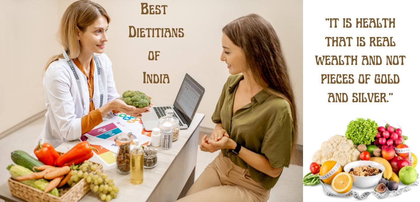 Best Dietitians of India